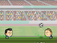 Jeu Sports Heads - Football Championship