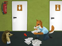 Jeu Animal Office