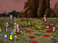 Jeu Bomb The Aliens