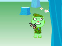 Jeu Happy Tree Friends Nr3 - Cubshoot