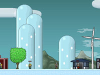 Jeu gratuit Little Bitty Heroes