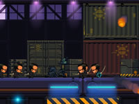 Jeu Final Ninja Zero