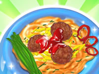 Jeu Spaghetti and Meatballs