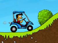 Jeu Crazy GolfCart