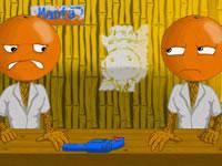 Jeu gratuit Orange Roulette