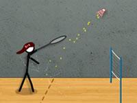 Jeu Stick Figure Badminton 2