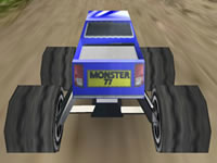 Jeu Monster Truck Adventure 3D