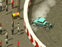 Jeu gratuit Dirt Showdown - Slam and Sprint Challenge