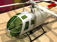 Jeu Helicopter's Quest