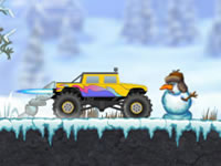 Jeu Monster Truck Trip Seasons - Winter