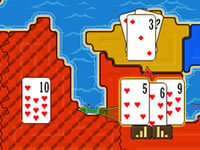 Jeu Cards Wars