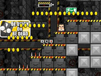 Jeu Escape From Nerd Factory
