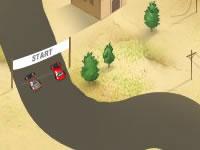 Jeu Rural Racer
