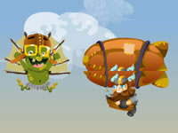 Jeu Goblin Flying Machine
