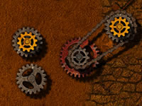 Jeu Gears and Chains - Spin It