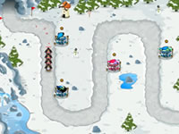 Jeu gratuit Battle of Antarctica