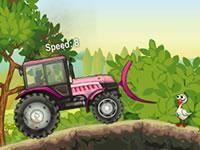 Jeu Tractors Power Adventure