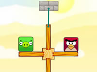 Jeu Angry Birds - Pigs Out