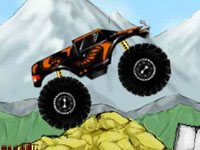 Jeu Monster Truck China