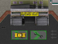 Jeu Ace Gangster Taxi - Metroville City