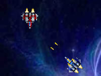 Jeu Clash of the starfighter