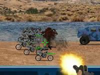 Jeu Warzone Getaway 3
