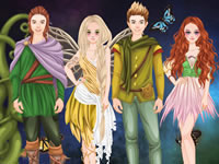 Jeu Fairies and Elves