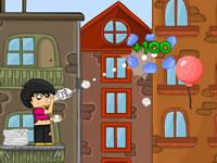 Jouer à Bob's Balloons!