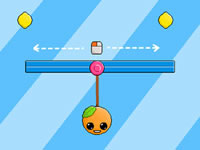 Jeu Orange Gravity