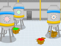Jeu gratuit Escape the Candy Factory