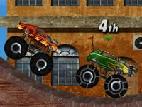 Jeu Truck Wars