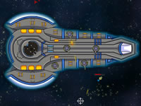 Jeu Deep Space Barrage