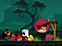 Jeu Angry Birds Halloween HD