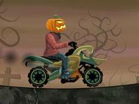 Jouer à Pumpkin Head Rider 2