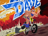 Jeu Dashing Dave