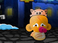 Jeu gratuit Monkey Go Happy Mini Monkeys 2