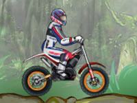Jeu Jungle Moto Trial