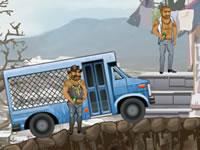 Jeu gratuit Prison Bus Driver