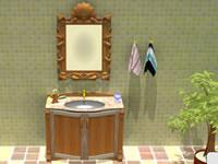Jeu Quick Escape - Bathroom