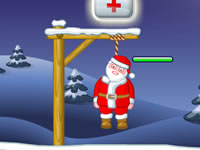 Jeu Gibbets - Santa In Trouble