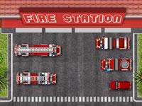 Jeu Fire Trucks Driver