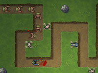 Jeu Zombie Tower Defense - Uprise