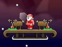 Jeu Super Santa Kicker 3