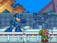 Jeu Megaman and Link