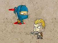 Jeu Ninja Mafia Siege