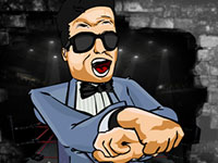 Jeu The Brawl 4 - Gangnam Style