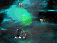 Jeu gratuit Galaxies Invaded - Chapter 1