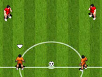 Jeu Euro Striker 2012