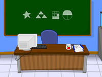 Jeu gratuit Escape The Classroom