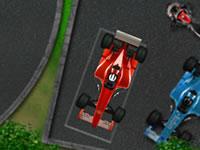 Jeu F1 Parking